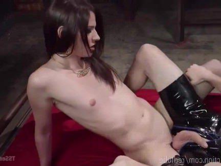 Гермафродиты Порно Горячий и странный женское TS секс видео