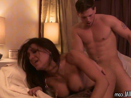 Ледибои Порно TransSensual Jessy Dubai Интенсивный Макияж Секс секс видео