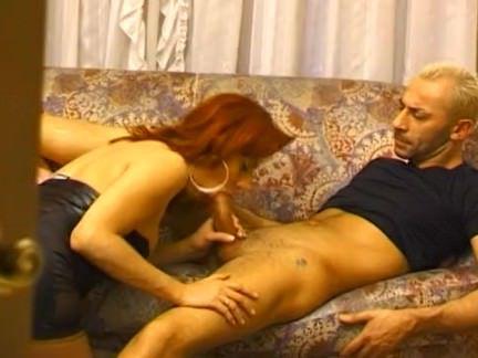 Гермафродиты Порно Рыжеволосый транссексуал действие секс видео