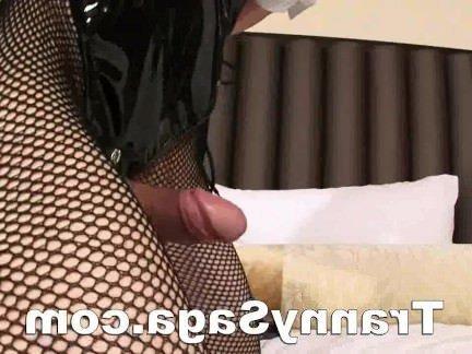 Трапы Порно Японский Транссексуал Поглаживание Большой Хуй секс видео