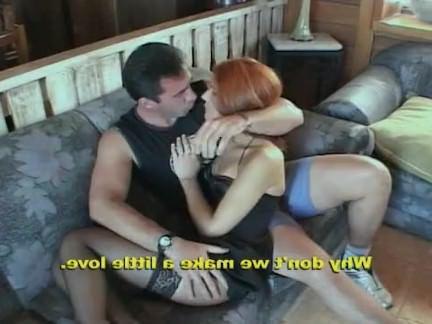 Гермафродиты Порно Рыжеволосый транссексуал трахал в дома секс видео