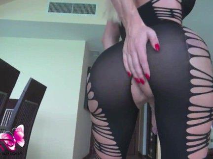 Трапы Порно Кружевной комбинезон на моем пышном теле секс видео