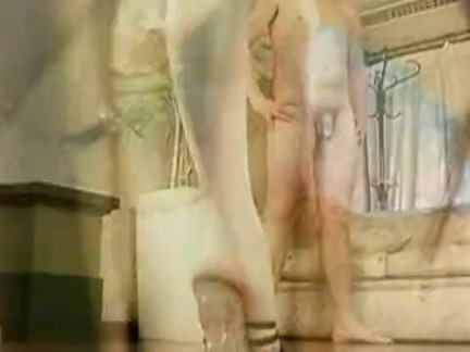 Травести Порно Джульета Аргентина транссексуал в белых чулках секс видео