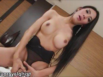 Шимейлы Порно Азиатский ледибой Джа-дерзкий и соблазнительный секс видео